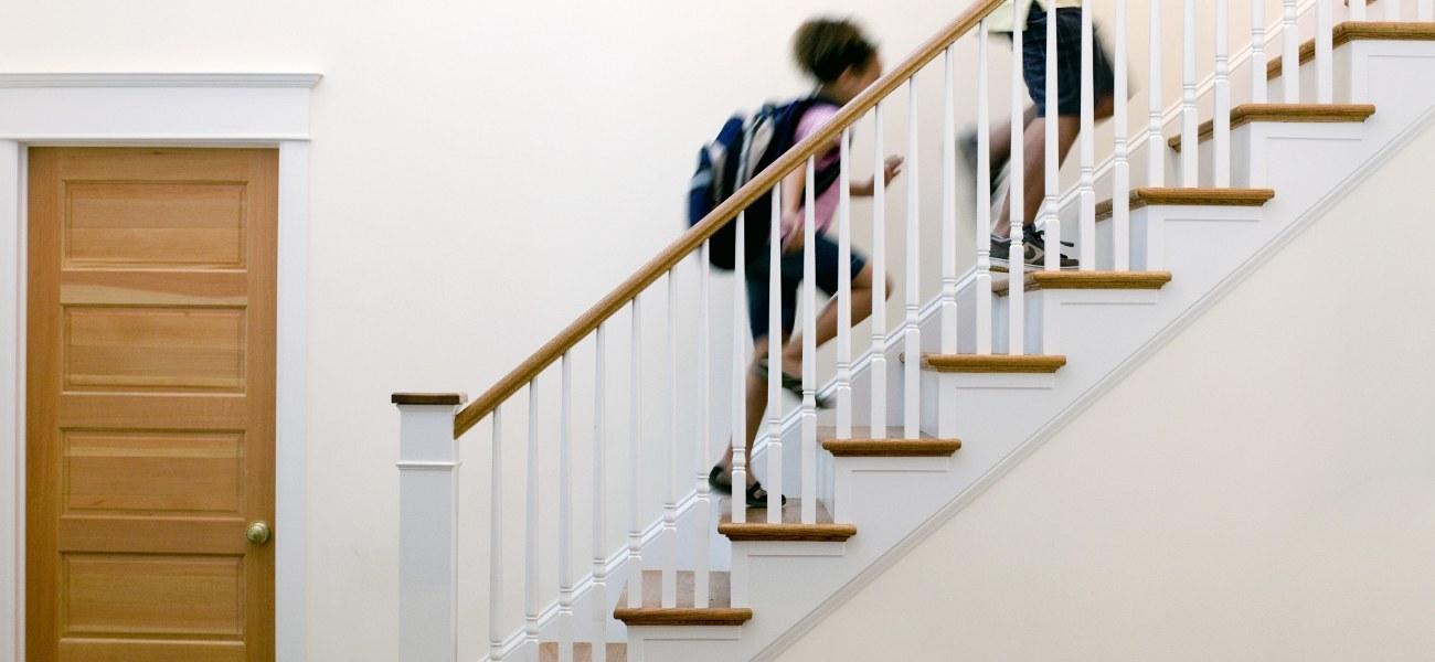 Escalier ooreka for Cage escalier exterieur